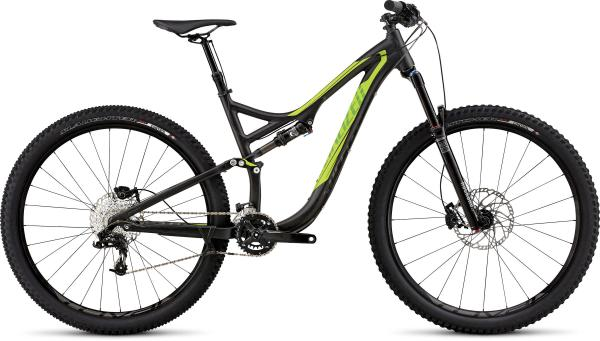 велосипед Specialized Stumpjumper FSR Comp Evo 29 2015