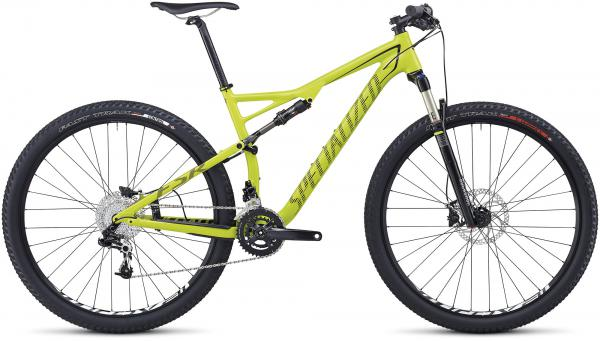 велосипед Specialized Epic FSR Comp 29 2015
